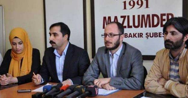 MAZLUMDER'in raporu: Cizre'de en az 203 kişi öldürüldü