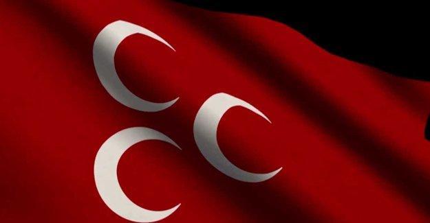 MHP Amasya Merkez İlçe yönetimi görevden alındı