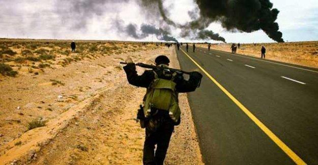 Musul'da süren çatışmalarda 37 IŞİD'li öldürüldü