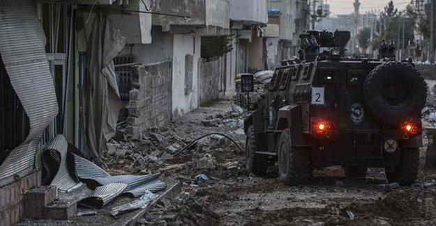 Nusaybin'de 1 asker hayatını kaybetti