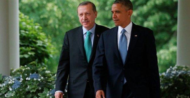 Obama'nın eleştirilerine Erdoğan'dan yanıt