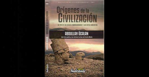 Öcalan'ın 5 ciltlik kitabı İspanyolcaya çevrildi