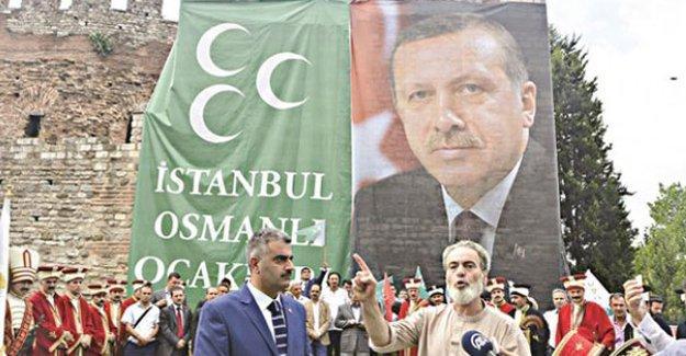 Osmanlı Ocakları: Laikliği alın gidin bu ülkeden