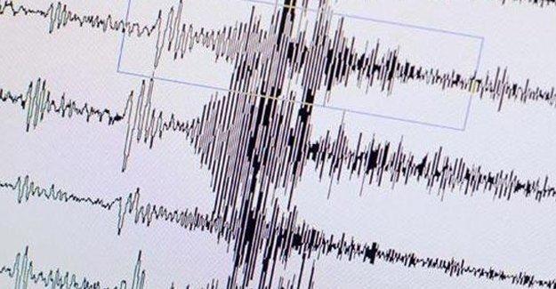 Pasifik'te 7.3 büyüklüğünde deprem!