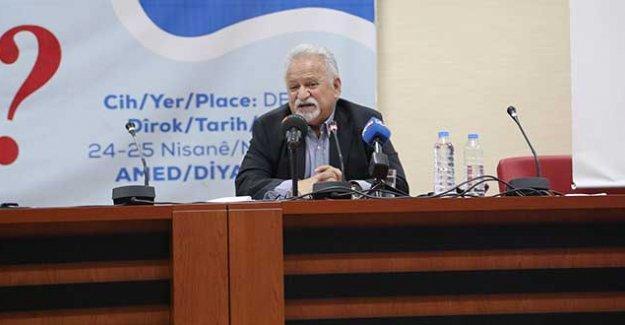 Prof. Abbas Vali: Kürt halkının özerklik stratejisi savaşla bastırılamaz