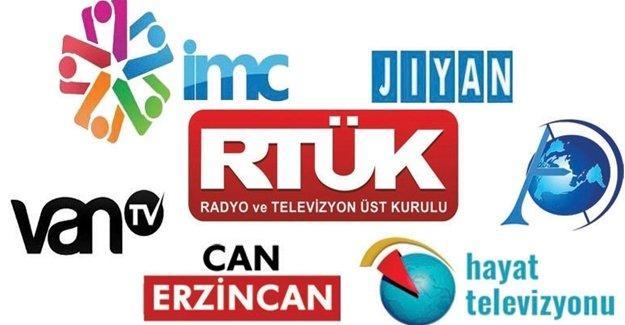RTÜK'ten kanal kapatma açıklaması