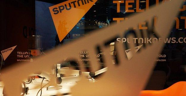 Rusya'dan Sputnik'in engellemesi hakkında açıklama