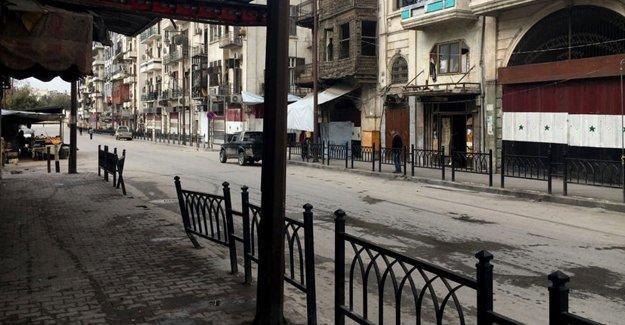 Rusya'nın Halep konsolosluğuna saldırı