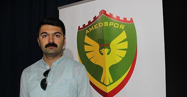 Saldırıya uğrayan Amedspor yöneticisi o an yaşananları anlattı