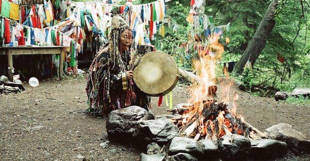 Şamanizmin ortaya çıkışı