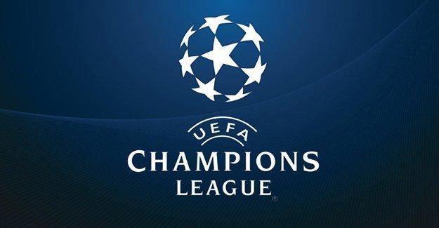 Şampiyonlar Ligi'nde yarı finalistlerden 2'si belli oldu