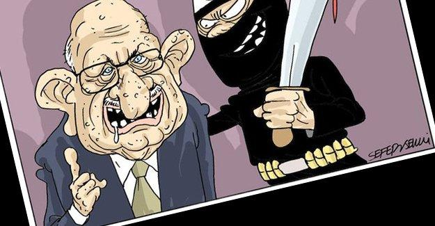 Sefer Selvi Meclis Başkanı Kahraman'ın 'laiklik'le ilgili sözlerini çizdi