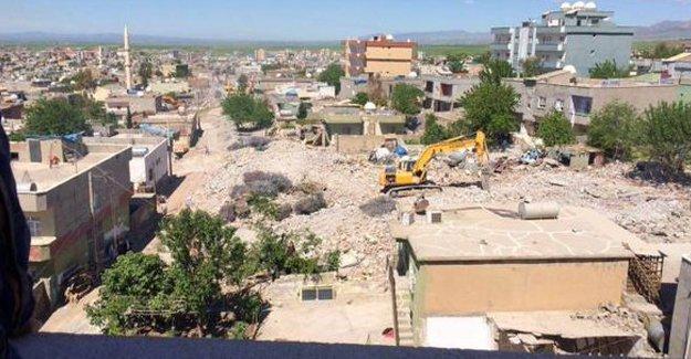 Yasağın sürdüğü Silopi'de operasyonların bittiği iddiası