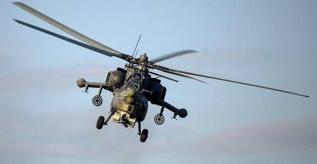 Suriye'de Rus uçağı düştü: 2 pilot hayatını kaybetti