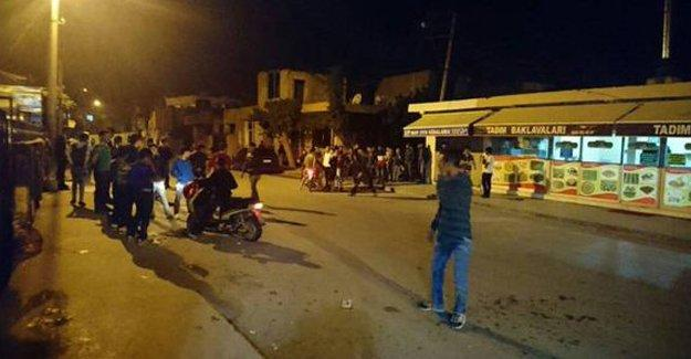 Tarsus'ta polis 5 çocuğu silahla vurdu iddiası
