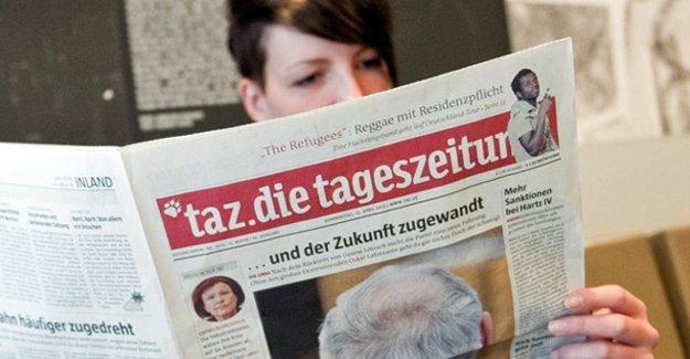 TAZ, 'Türkiye'de basın özgürlüğü' için Türkçe-Almanca çıkacak