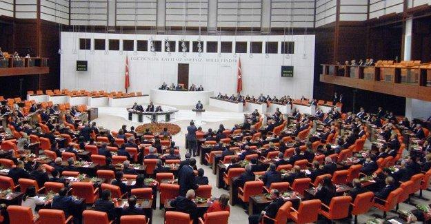 'Torba tasarı' meclisten geçti