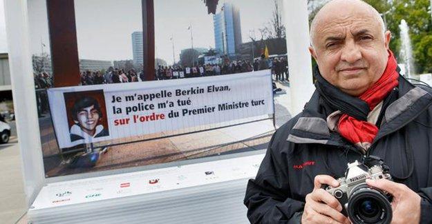 Cenevre Belediyesi: Berkin Elvan fotoğrafı meydanda kalacak