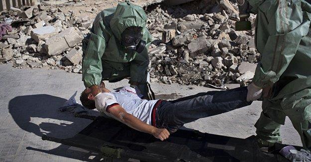 'Türkiye, Kürtlere yönelik kimyasal saldırıları destekliyor'