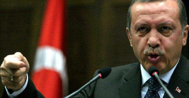 Urfa'da 'Cumhurbaşkanı'na hakaret'ten 5 tutuklama