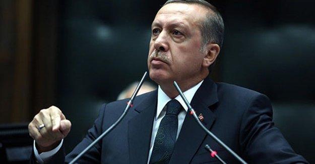 Erdoğan: Kılıçdaroğlu bizim için yok hükmündedir