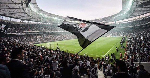 Vodafone Arena'nın açılış maçında Beşiktaş Bursaspor'u yendi