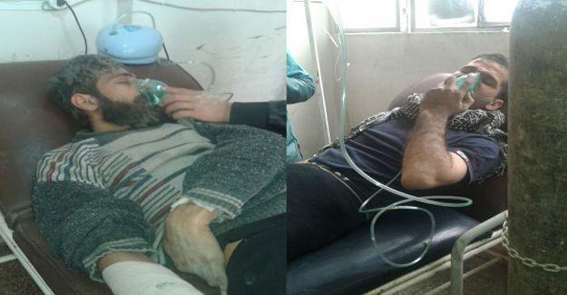 YPG: El Nusra Halep'te kimyasal silah kullandı
