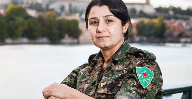 YPJ Komutanı Abdullah: Katliamlarda Türkiye'nin parmağı var