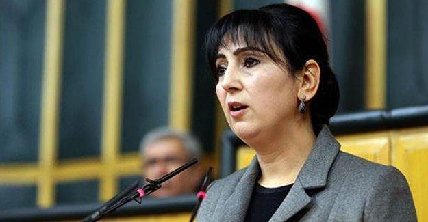 Yüksekdağ: Saray'ın zulmüne karşı HDP en güçlü barikattır
