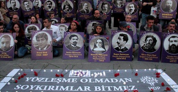 'Yüzleşme olmadan, soykırımlar bitmez'