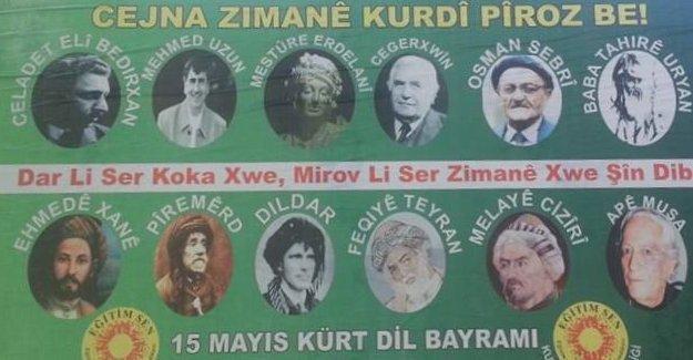 15 Mayıs Kürt Dil Bayramı: 'Kürtçe artık statüsüz olmaz'