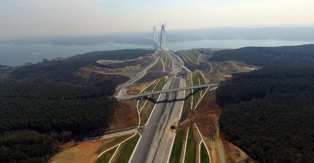 3. köprü otoyolu ihalesini kazananlar: 'Doğayı katledenler'