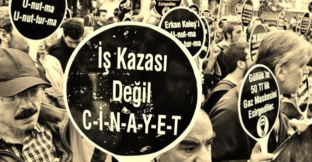 Antalya'da iş cinayeti