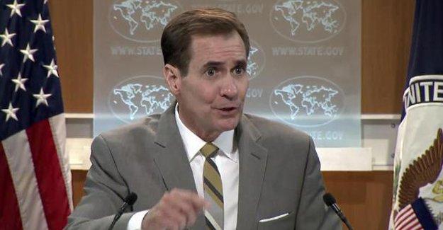 ABD'den nöbetçi yayın yönetmenlerin tutuklanmasına tepki