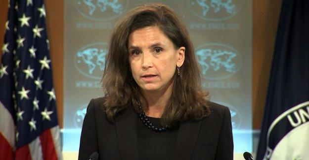 ABD Dışişleri Sözcüsü, Erdoğan sorusuna cevap vermedi