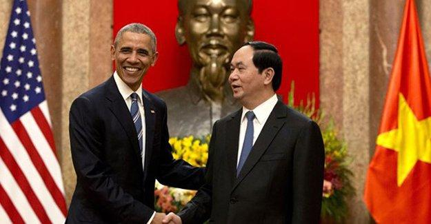 ABD, Vietnam'a silah ambargosunu kaldırıyor