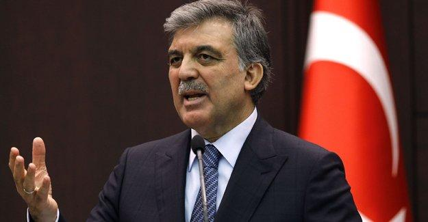 Abdullah Gül'den 'Gülen cemaati' iddialarına yalanlama