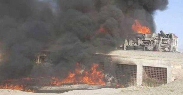 Afganistan'da facia: Zincirleme trafik kazasında 52 kişi öldü