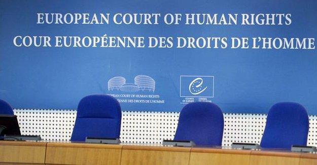 AİHM'den Türkiye'ye mahkumiyet kararı