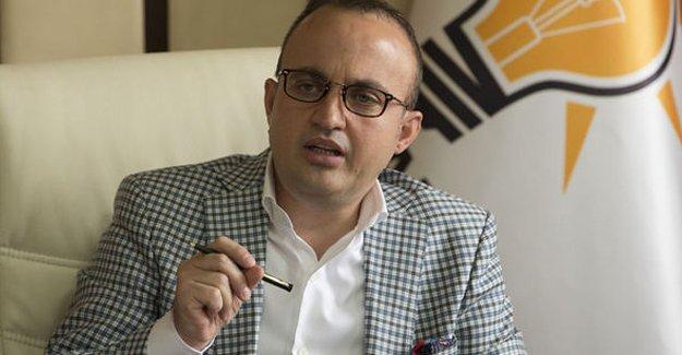 AKP'den genel başkanlık açıklaması