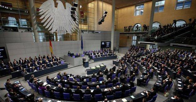 Almanya Ermeni Soykırımı önergesini oylayacak