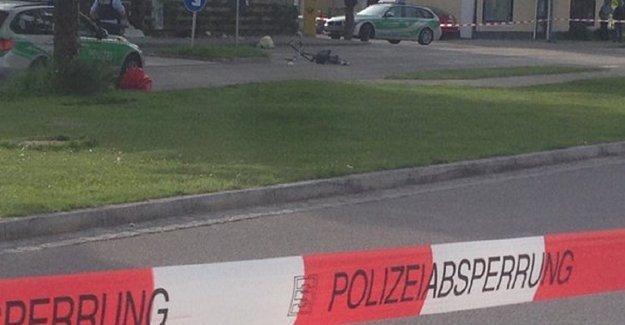 Almanya'da tren istasyonunda 'tekbir'li saldırı