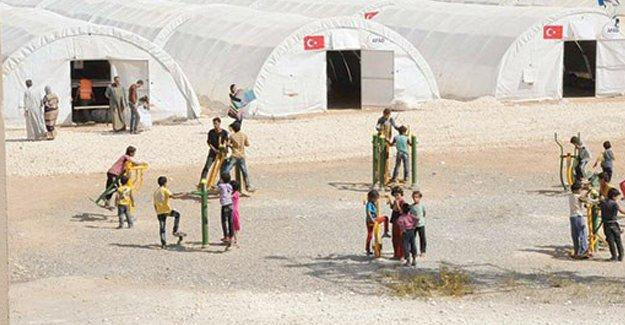 Antep'te Mülteci Kampı'nda 30 çocuğa cinsel istismar