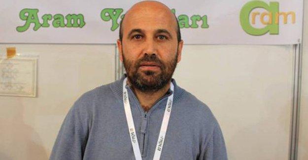 Aram Yayınevi Editörü tutuklandı