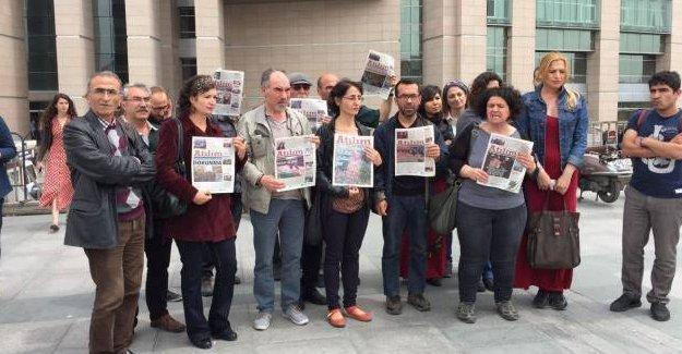Atılım gazetesi davası 4 Ekim'e ertelendi