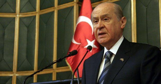 Bahçeli'den MHP kurultayına ilişkin açıklama