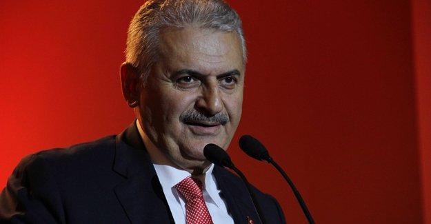 Başbakan Yıldırım: Erdoğan ile kenetlenerek tarih yazma zamanıdır