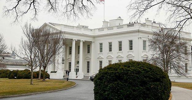Beyaz Saray'a saldırı girişimi
