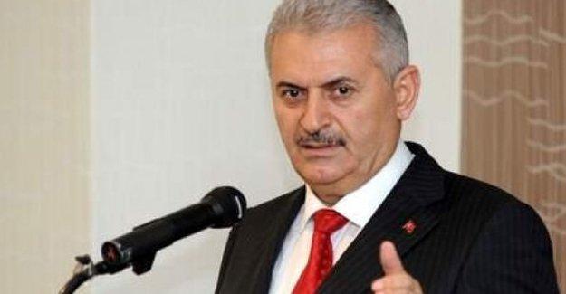 Binali Yıldırım'dan Erdoğan'a: Yolun yolumuz, davan davamızdır