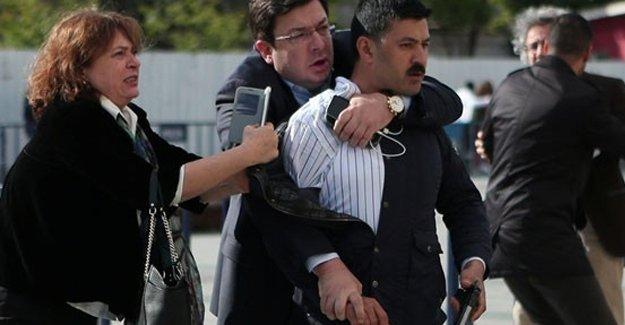 Can Dündar saldırısında 5 gözaltı